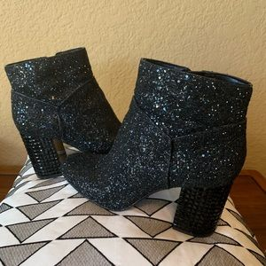 Michael Kors Sparkle Ankle Boot